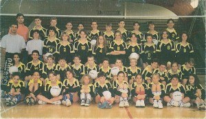 Section sportive Marquette 1995
