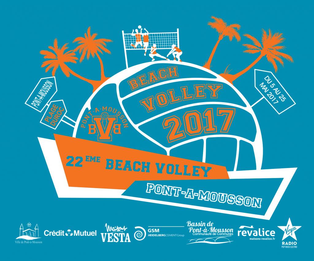 logo beach 2017